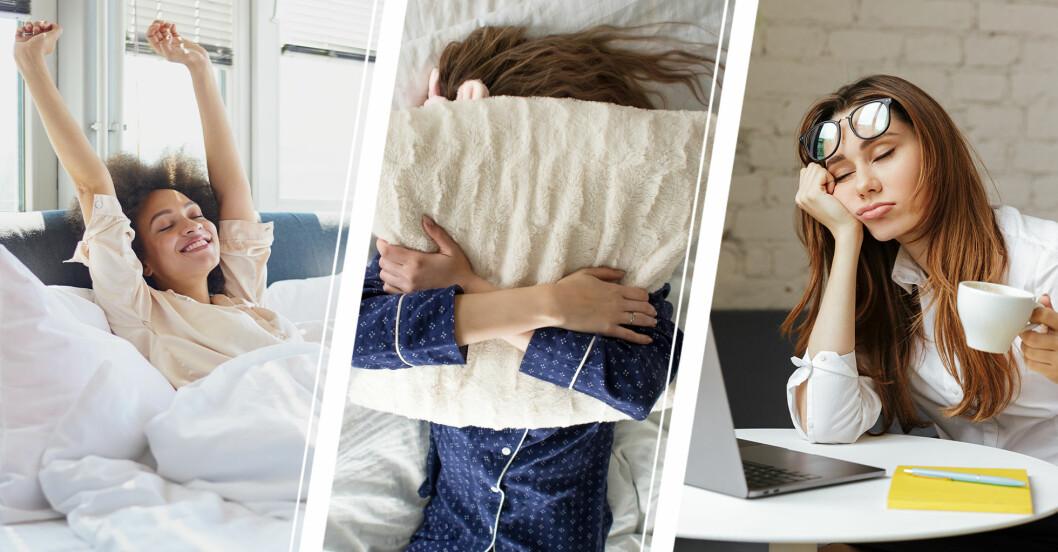 Quiz vilken sömntyp är du?
