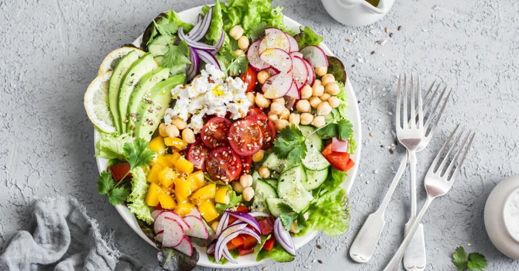 Att äta rätt kan göra dig gladare!