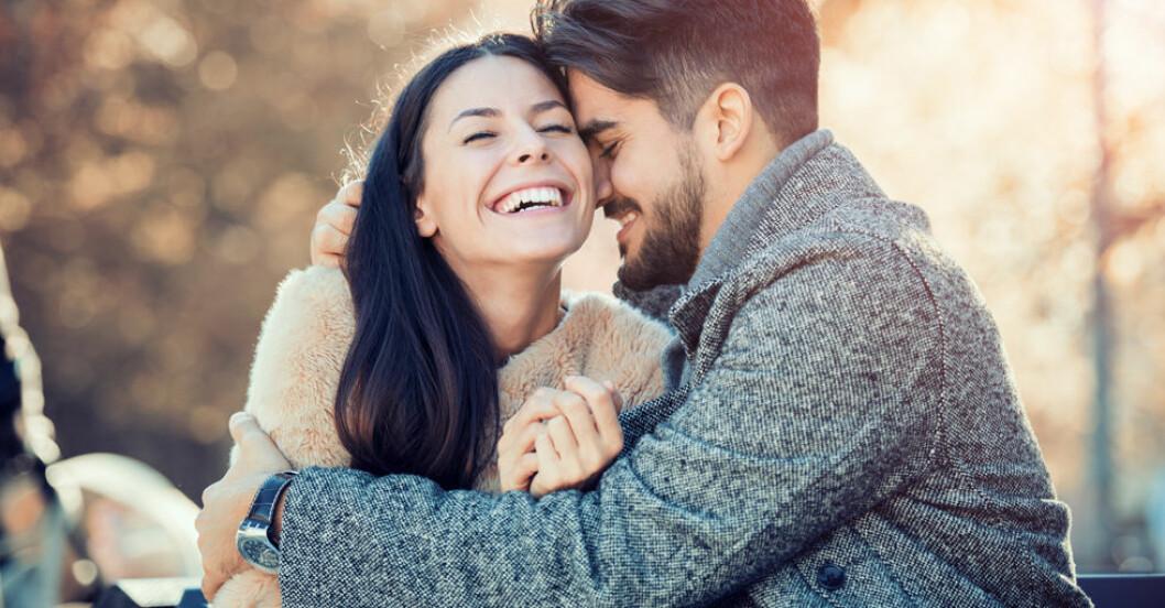 Så skapar ni en livslång och lycklig relation.