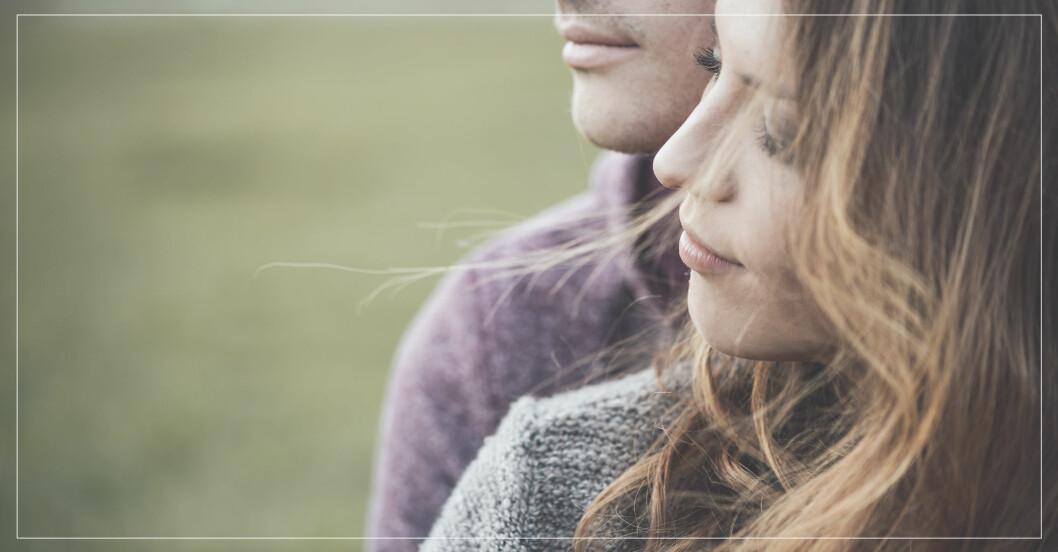 Par som dragit gränser i sin relationer