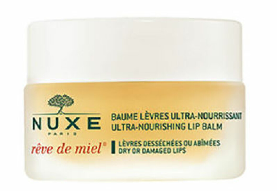 En bild på produkten Nuxe – Reve De Miel Baume Levres Lip Balm.
