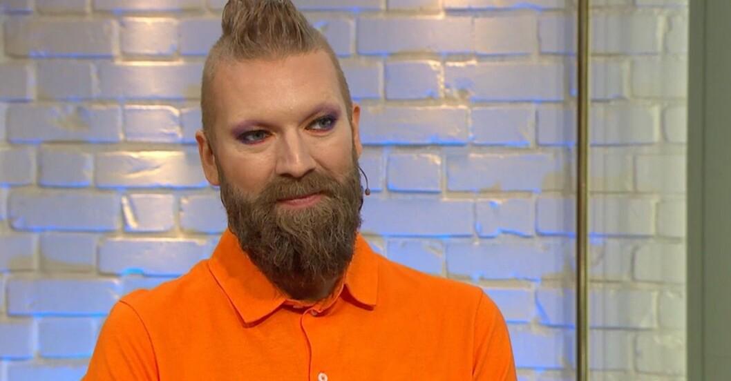 Rickard Söderberg om viktresan
