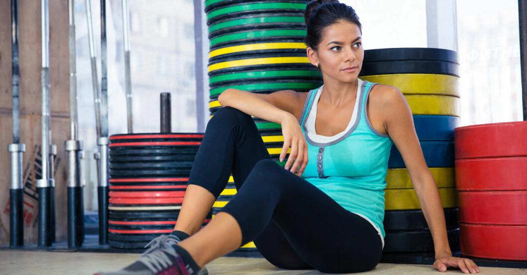 Rörelserädsla innebär att man har en typ av fobi för att motionera.