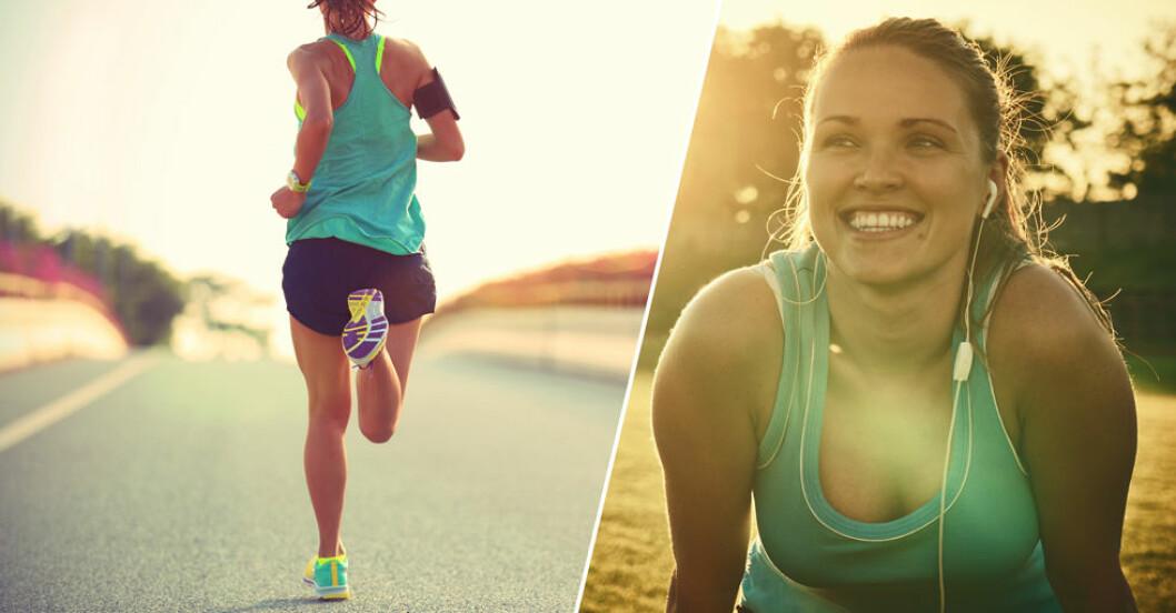 Runner's high är inte lika lätt för alla att nå – med det finns några smarta knep.
