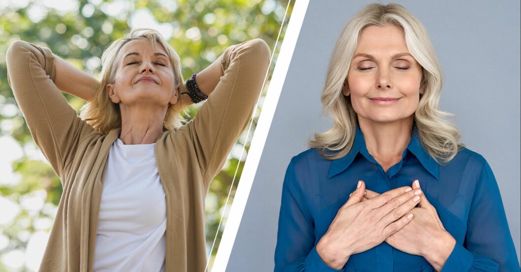 Andning är ett effektivt sätt att sänka blodtrycket på