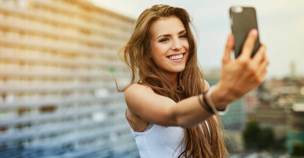 Selfies har större betydelse än vi trott.