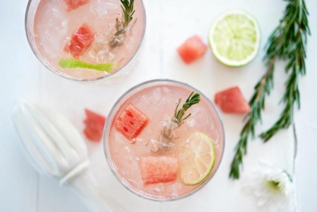 Vattenmelon drink