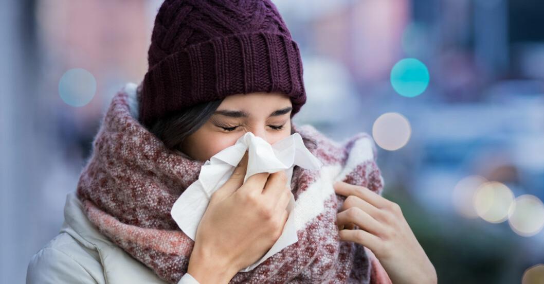 Så länge smittar influensan.