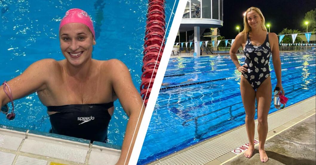 Maddie Groves drar sig ur OS-tävling