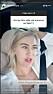 isabella löwengrip på instagram story