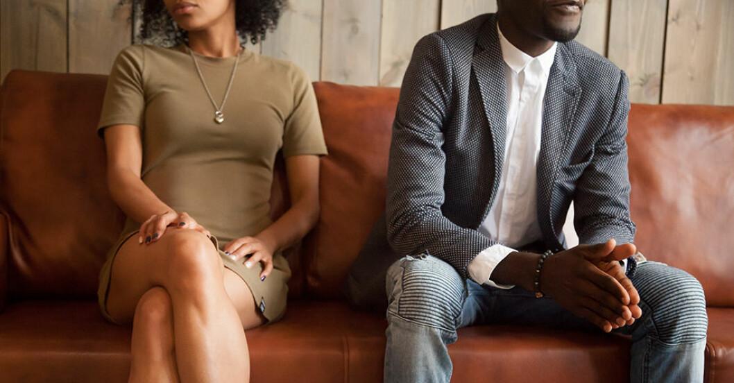 6 tecken på att det är dags att skiljas