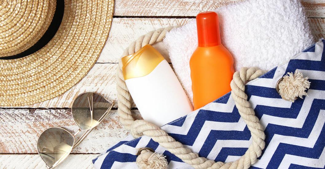 Skydda ditt ansikte mot solens strålar med dessa solkrämer