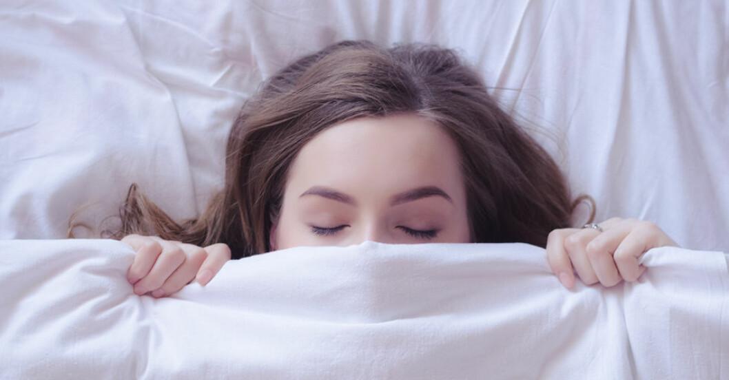 Satsa på åtta timmar – men inte mer, för det kan skada din hälsa.