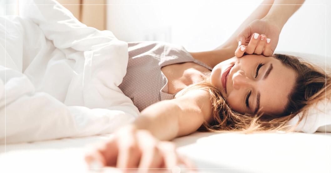 fördelar sova naken