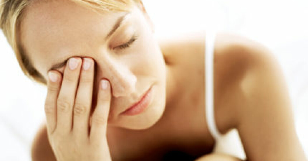 Så påverkas kroppen av sömnbrist.