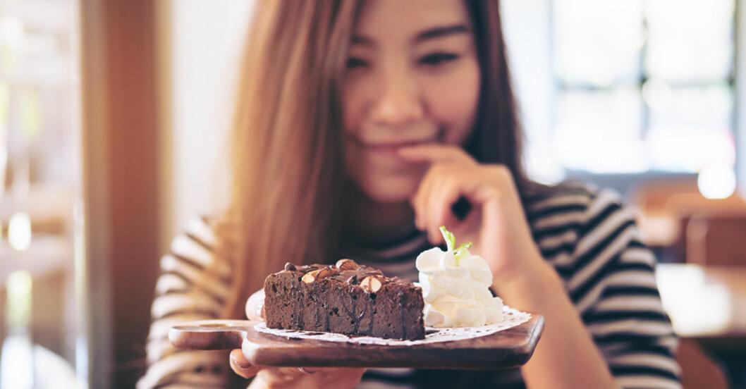 Livsmedel som kan dämpa ditt sötsug.