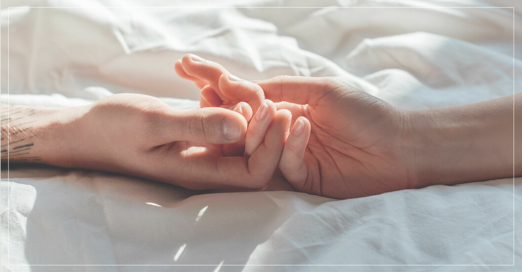 Par delar säng