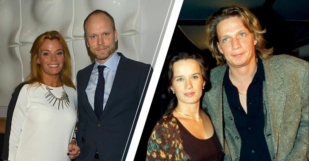 Gry Forsell och Kristian Luuk och Malin Berghagen och Tommy Nilsson.