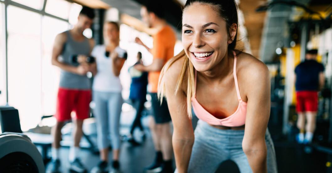 Under stabiliseringsfasen av 17-dagarsdieten ska du träna mer.