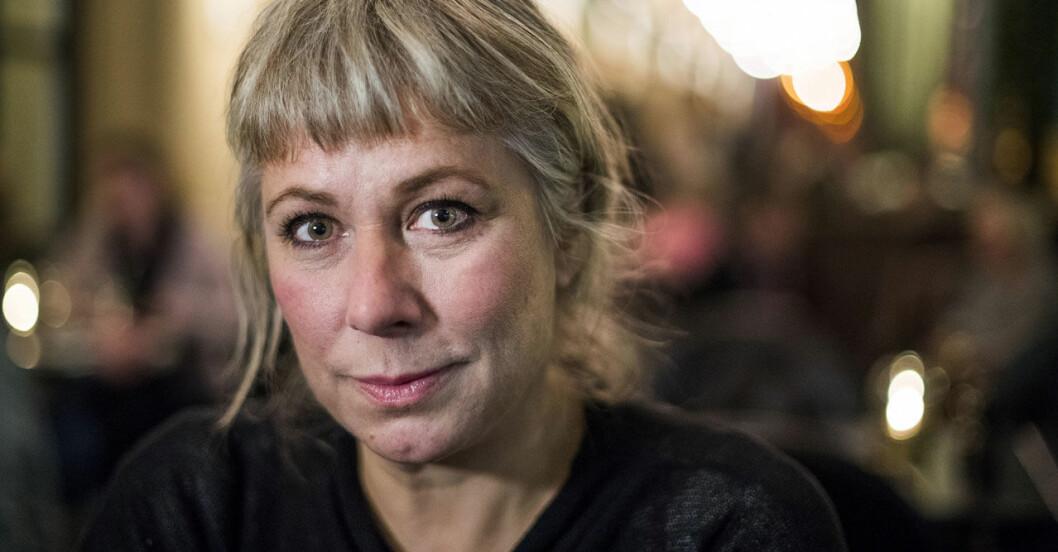 Stina Wollter gästade Helt sjukt i TV4.
