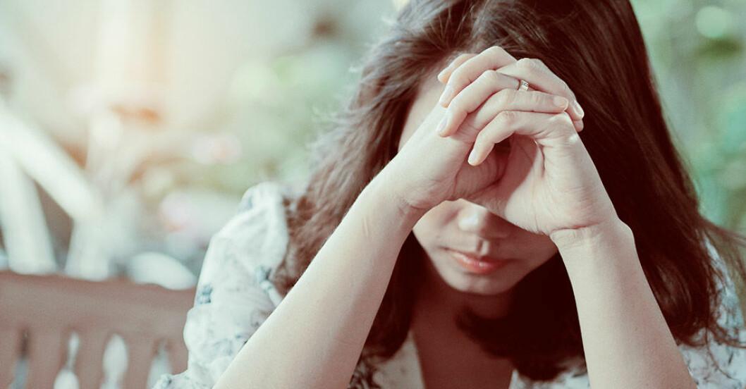 8 tecken på att du är för stressad