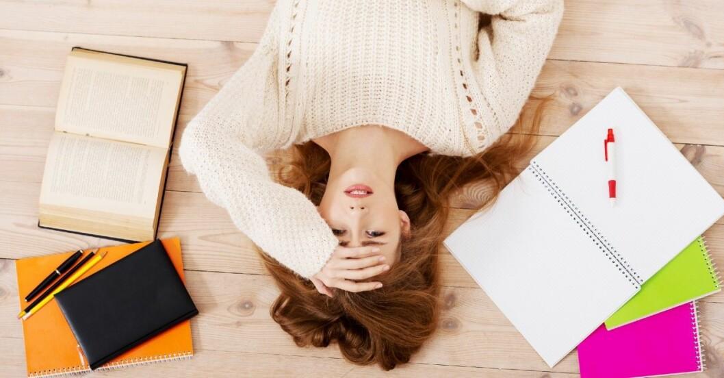Stress påverkar 300 ställen på kroppen