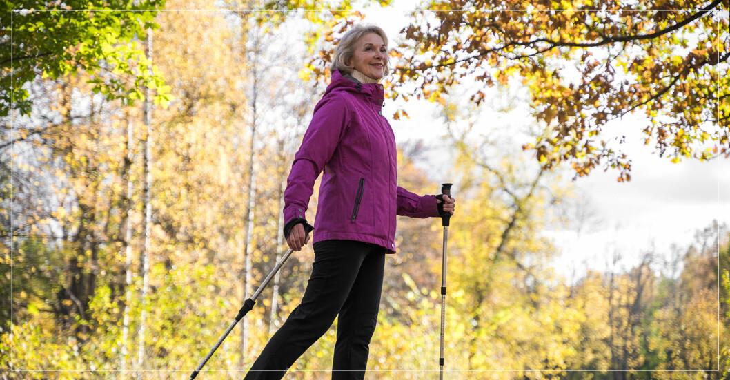 stroke risk grönska studie