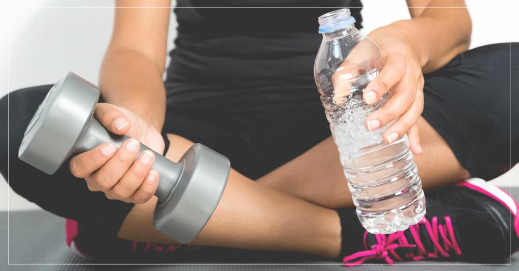 Styrketräning i sex minuter per vecka kan ge bättre hälsa