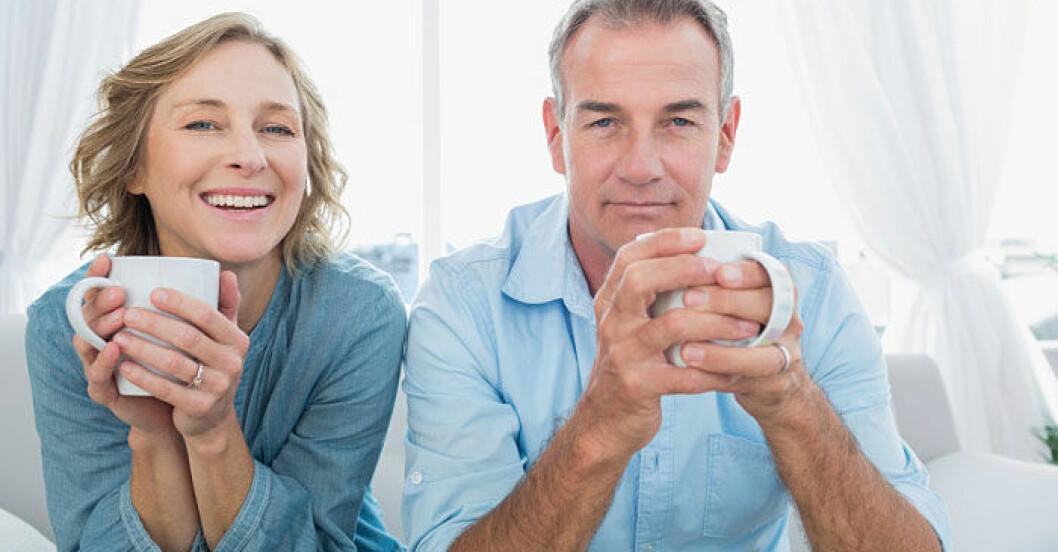 te för hälsan