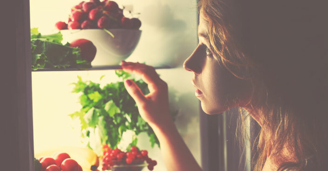 gå ner i vikt med rätt kost!