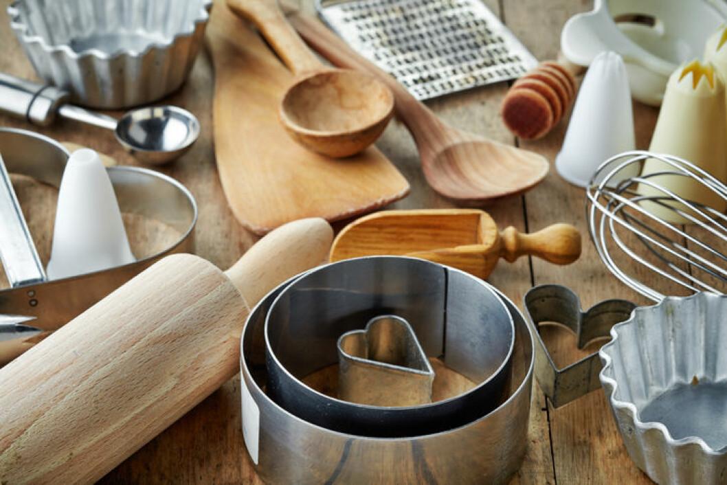 köksverktyg