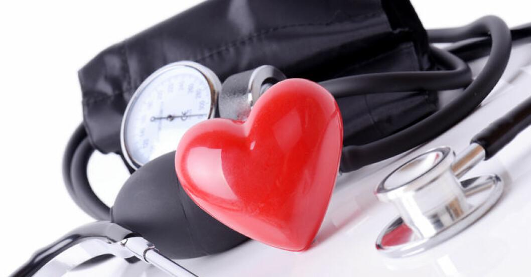 Sänk högt blodtryck