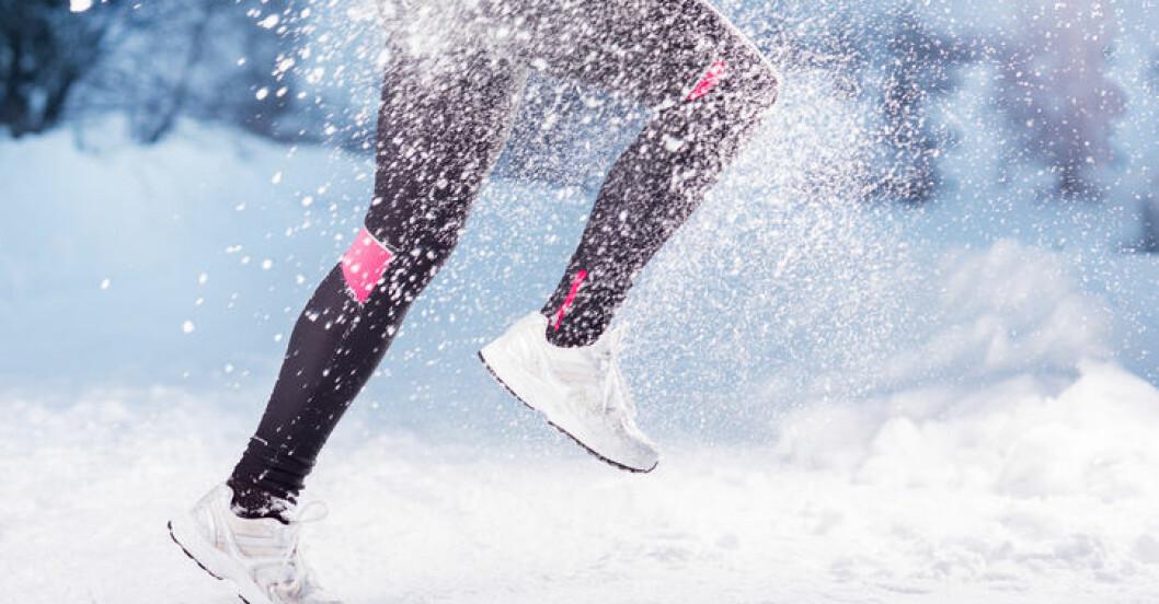 träningskläder vinter