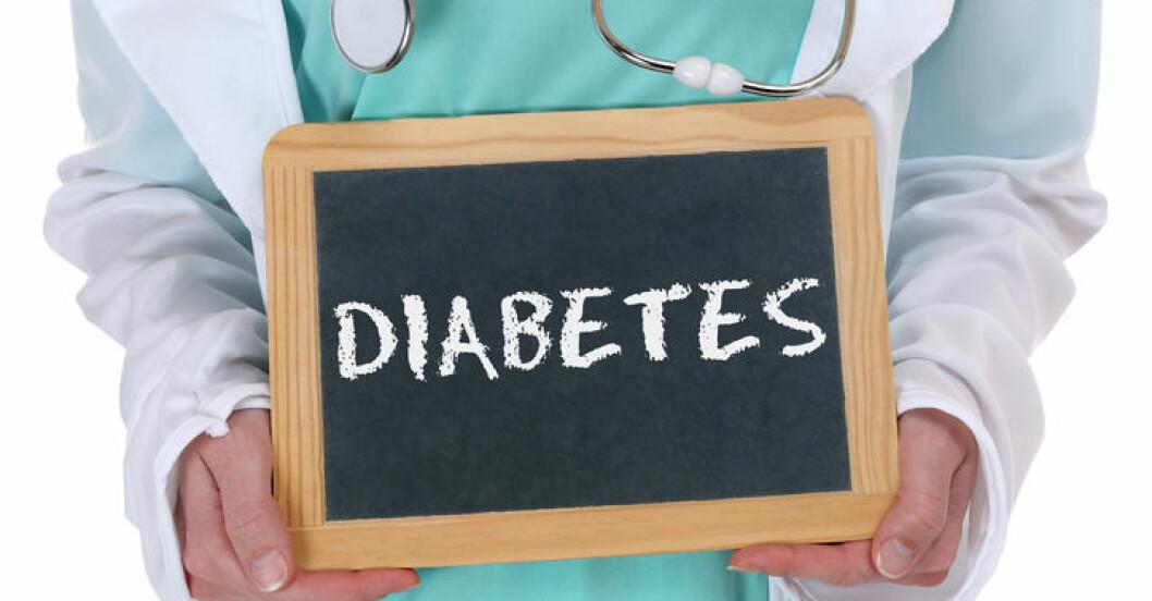 Risk att utveckla diabetes?