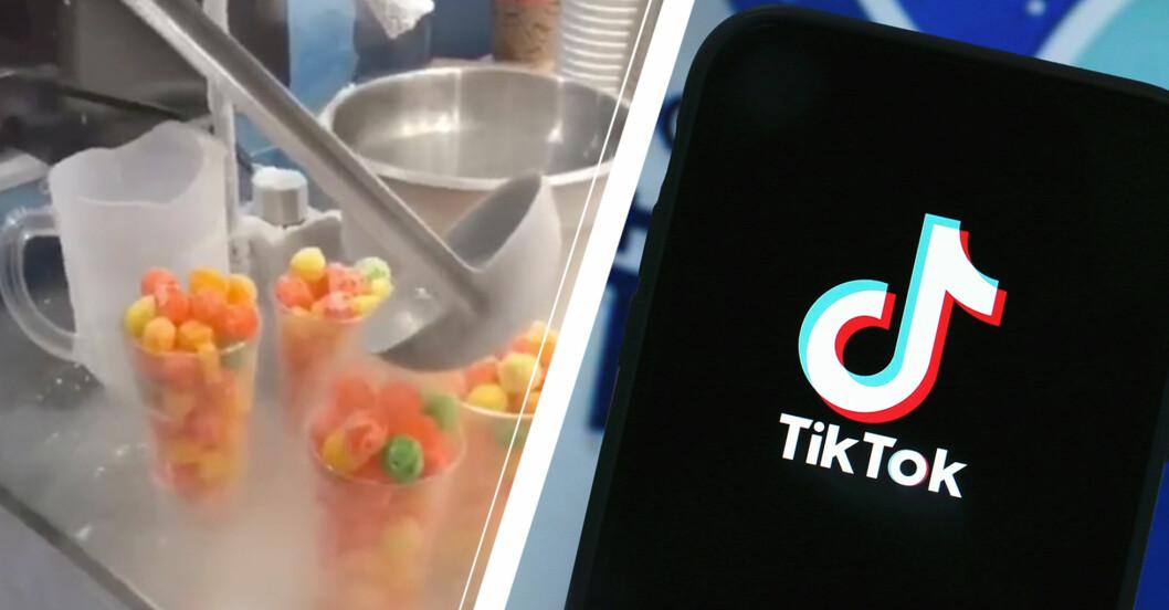 Giftinformationscentralen varnar för nya TikTok-trenden