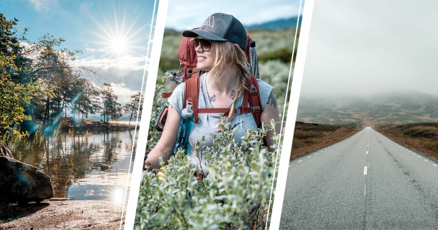 Norra Vättern, Linda Åkerberg, Vildmarksvägen