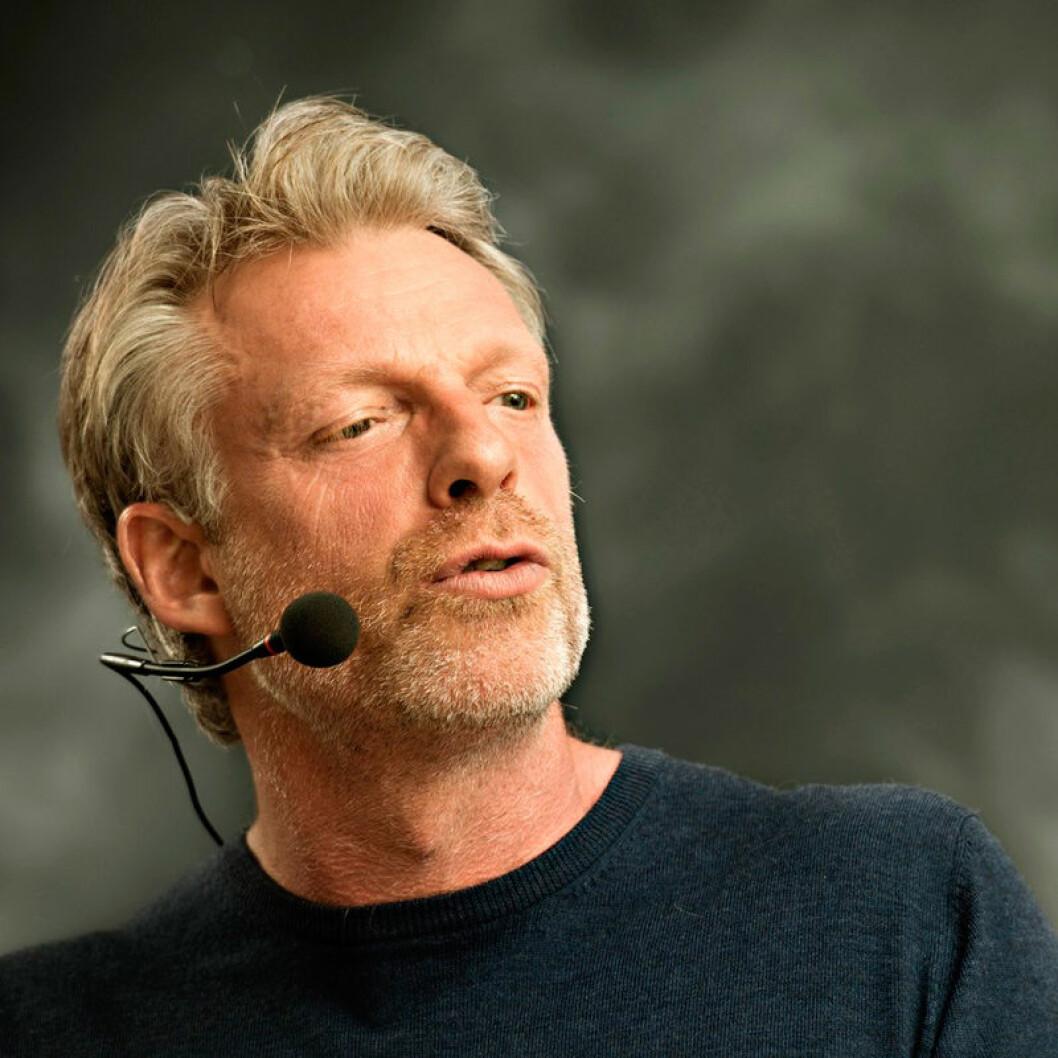 Föreläsaren Tomas Gunnarsson förgyller MåBra-resan