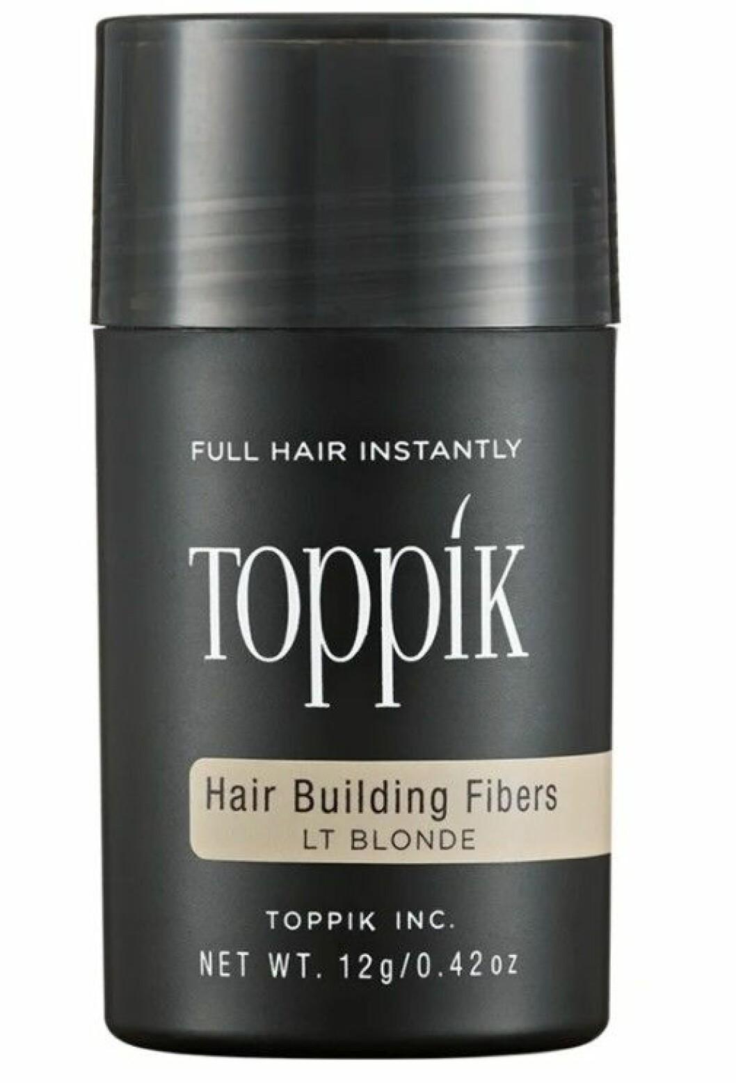 Toppik hårfibrer