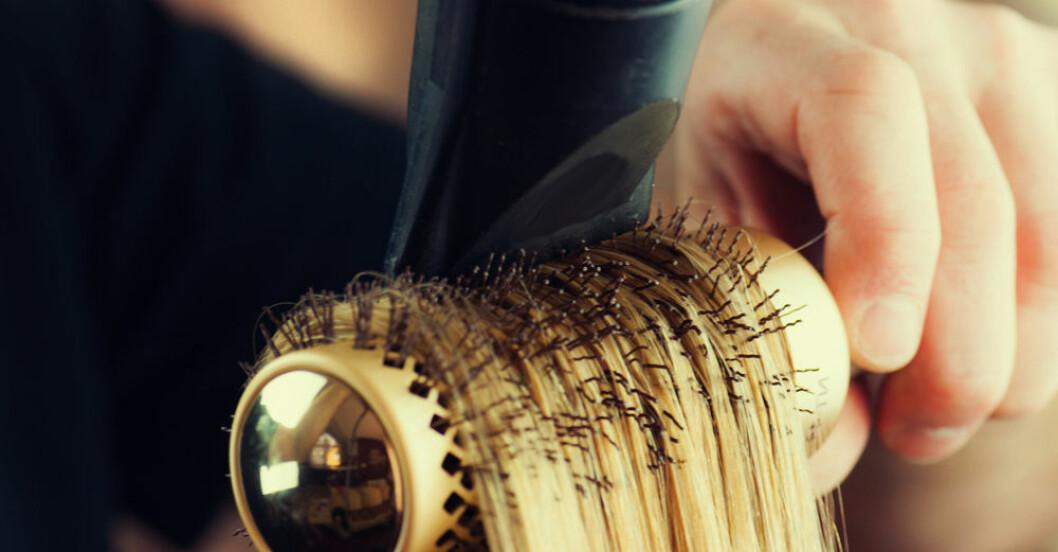 Torkar du håret på fel sätt?