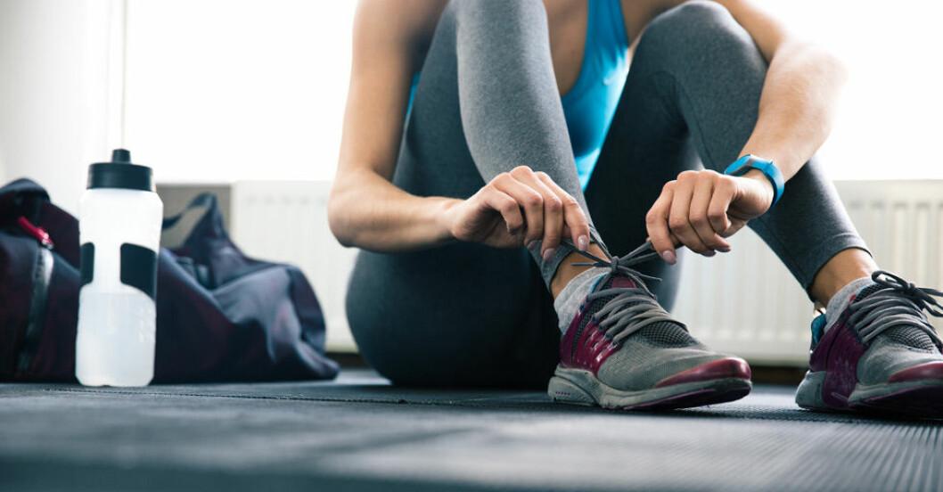 Gå ner i vikt med rätt träning!