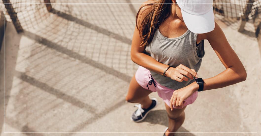 20 minuter räcker att träna, enligt träningsexperten
