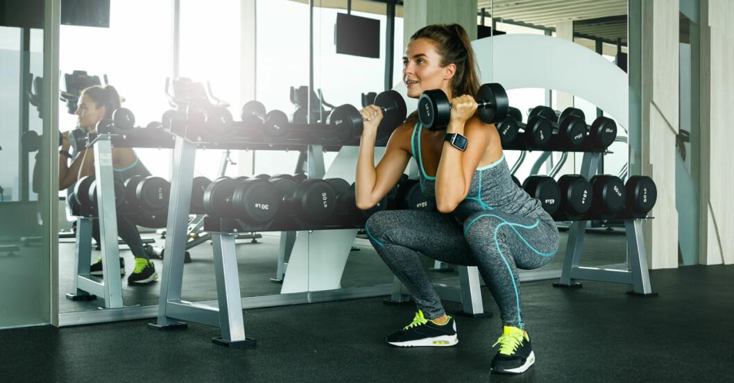Gå ner i vikt och bränn fett med rätt kost och träning.