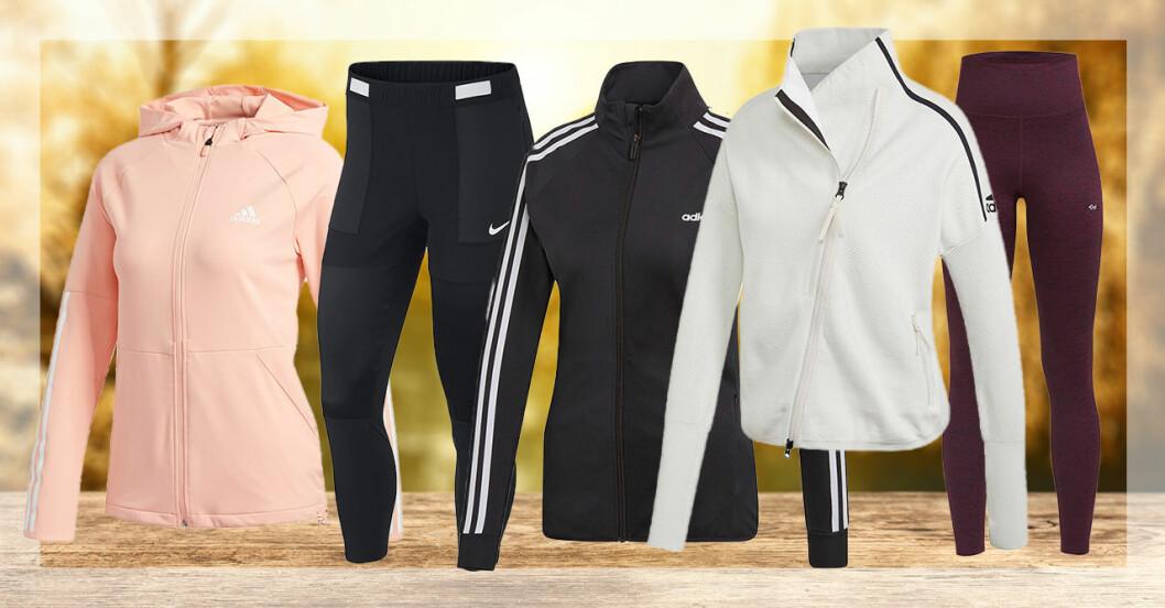 12 smarta och snygga träningskläder