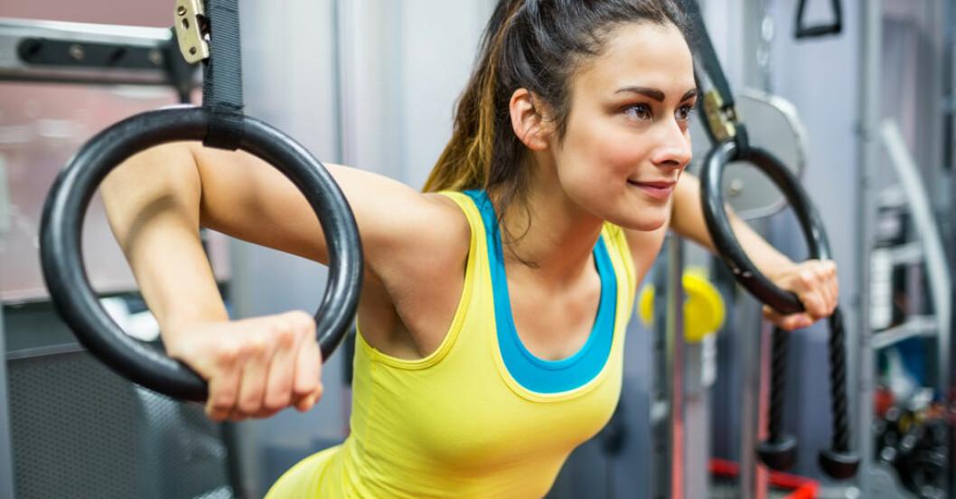 Testa vårt kompletta träningsupplägg och nå dina viktmål!