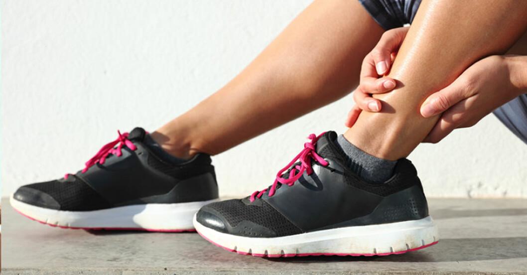 Hälsporre, löparknä eller muskelbristning? Så ska du träna för att undvika skador!