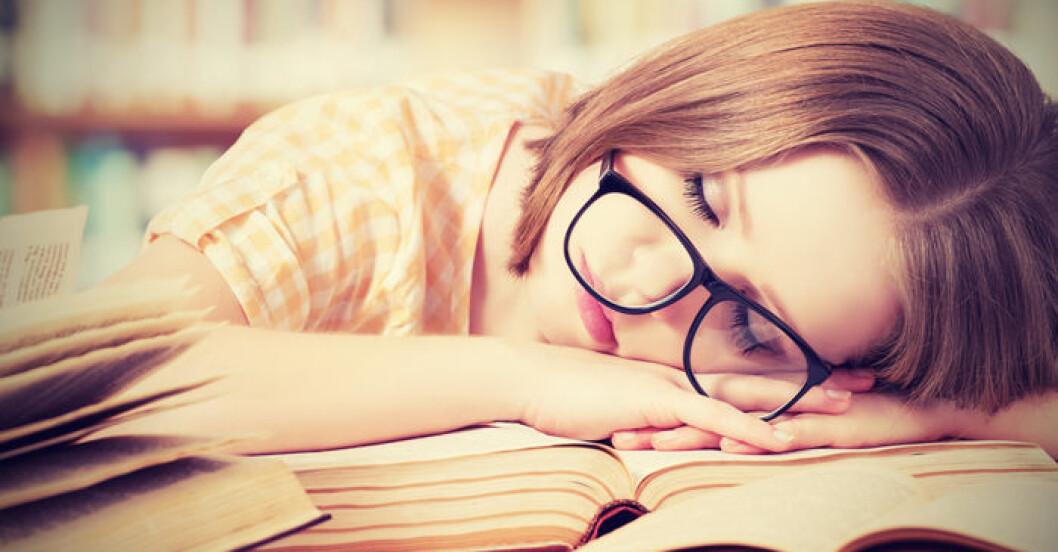Trött på att vara trött?