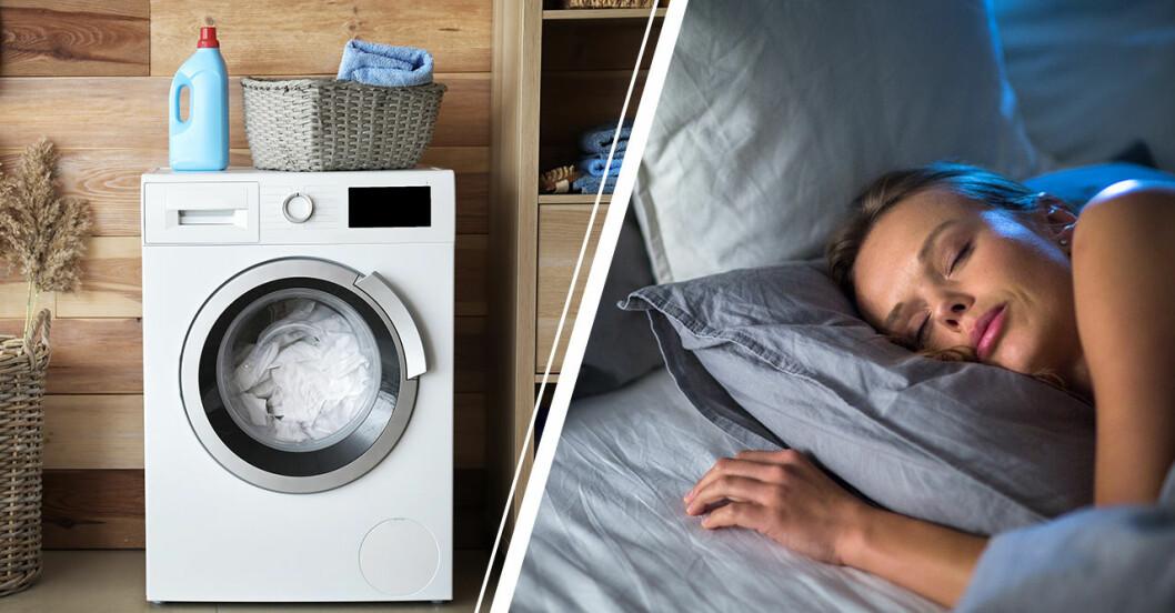 så ofta tvätta lakan