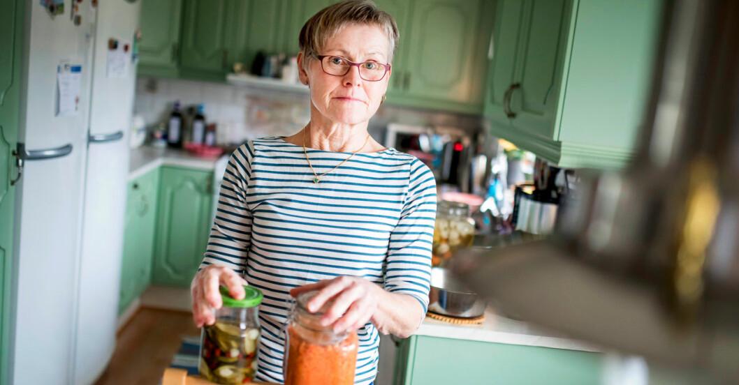 Ulla trode att hon led av IBS, men det var SIBO