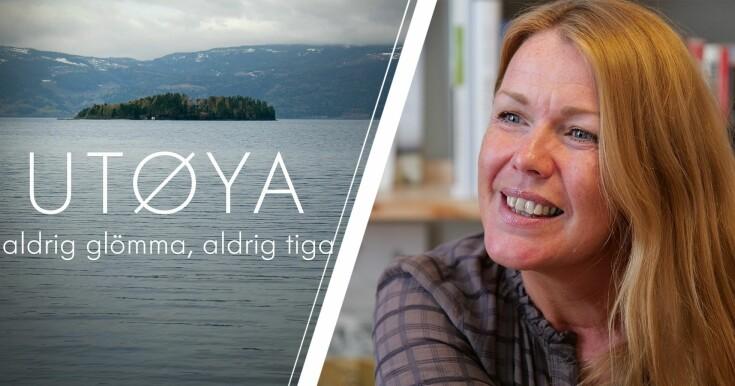 carina bergfeldt dokumentär utöya