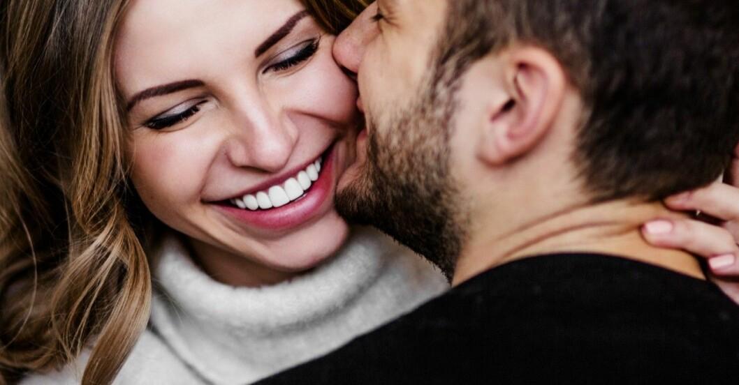 Testa din relation med Valentinskalan